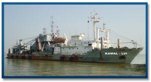 KAMAL LVI (EX. GHENICHESK)